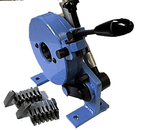 Prensa manual para latigillos de baja presión